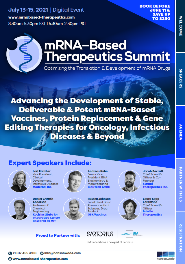 mRNA Front Cover